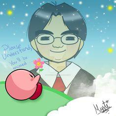 Tribute for Satoru Iwata by MysticalRei.deviantart.com on @DeviantArt