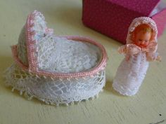 tutorial: miniature baby bed