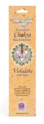 Kehl-Chakra (Vishuddha) - Chakra Line Vishuddha Chakra