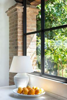 infissi-minimal-longiano (2) Tiny House Loft, New Room, Gazebo, Blinds, Villa, Windows, Interior Design, Rooms, Interiors