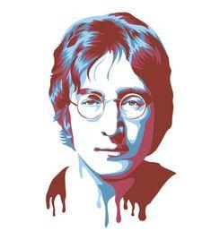 The Beatles, Beatles Art, Face Illustration, Portrait Illustration, Vector Portrait, Digital Portrait, Digital Art, Pop Art Portraits, Portrait Art