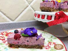 Baking moments: Raw koláčik z čerstvého ovociaÚžasný, jednoduchý a...