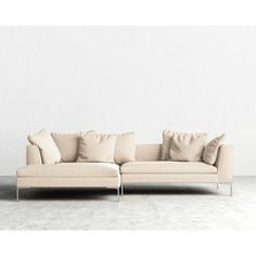Found it at AllModern - Hugo Sectional