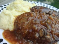 Pioneer Woman's Salisbury Steak