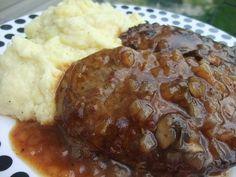 Pioneer Woman's Salisbury Steak