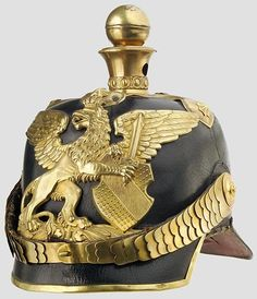 4083: Helm für Offiziere : Lot 4083