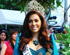 The sensational beauty - Mary Jean Lastimosa, representing Philippines at Miss Universe 2014