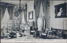 Palais Rose, Le Pastel, carte postale