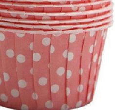 Polka Dot Candy/Baking Cups You Pick Your by BloomDesignsOnline, $4.25