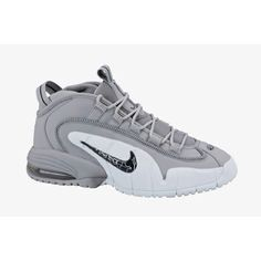Nike Air Penny's. Best shoe I ever had. Used to have 4 pairs. All Black. This color scheme. And 2 pairs of the Black/Whites.