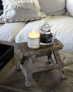 Mini vintage krakk 349,- 🌿 Påfyll av duftlys fra Durance har vi også fått - Bakt eple, Vanilje og Lavendel 💕 #buadekor #tipstilhjemmet #shabbyyhomes #interior #interiorbutikk #nettbutikk #interiorforinspo #snowdropscopenhagen #durance