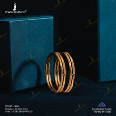 collection that is elegant and simple. Plain Gold Bangles, Gold Bangles Design, Gold Earrings Designs, Gold Jewellery Design, Indian Gold Bangles, Gold Bangles For Women, Designer Bangles, Gold Mangalsutra Designs, Gold Jewelry Simple
