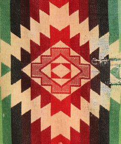 Very old, unnapped Pendleton blanket