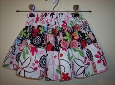 Layer Cake Skirt size 24 46 by SewWhatsGoingOn on Etsy, $20.00