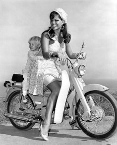 There's a reason Claudia Cardinale was cast as the ideal women in Fellini's 8 1/2. #ridecolorfully