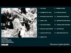 Aşık Veysel - Mecnunum Leylamı Gördüm - YouTube