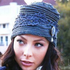 women gifts: crocheted hat for winter | make handmade, crochet, craft