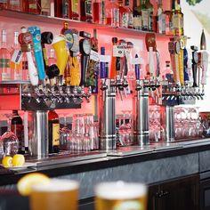 So many taps. So many choices.