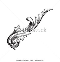 acanthus leaves - Google Search