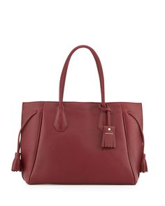 Penelope Shoulder Bag, Opera - Longchamp