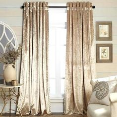 Black Gold Bedroom black and gold bedroom curtains amazing best gold curtains ideas on black and silver gold curtains for bedroom decor black and gold bedroom curtains Gold Curtains, Velvet Curtains, Bedroom Curtains, Office Curtains, Champagne Bedroom, Living Room Decor, Bedroom Decor, Bedroom Inspo, Living Rooms