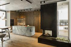 Formdepot Loft | Mayr & Glatzl Innenarchitektur GmbH Restaurant, Divider, Loft, Furniture, Home Decor, Attic Rooms, Interior Designing, Homes, Decoration Home