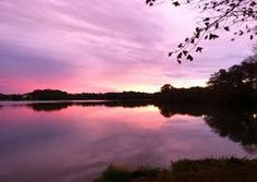 sunset on water - Google Search