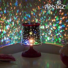 Lámpara Proyectora Playz Kidz https://www.regalosoriginalesymas.com/lamparas-iluminacion/13042-lampara-proyectora-playz-kidz.html