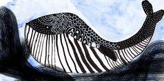 #jona der #wal #painting #water