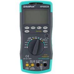 HoldPeak HP-890CN Anti-drop Digital  LCD Auto Range Multimeter