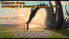 Therru's Song - Tales From Earthsea theme - Guitar solo fingerstyle by T...