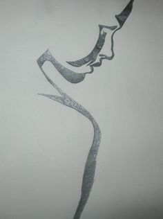 Drawing - Silhouette