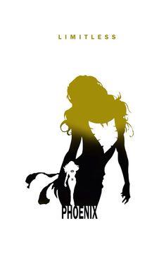 Phoenix - Limitless by Steve Garcia - Marvel comics Comic Book Characters, Comic Book Heroes, Marvel Characters, Comic Character, Comic Books Art, Comic Art, Marvel Comics, Marvel Art, Marvel Heroes