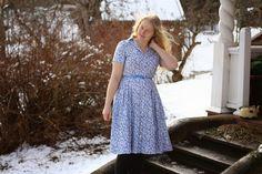 Viffla: The shirtwaist dress