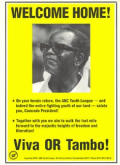 PNYC ANC Youth League 1990