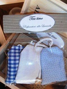 Bustine alla lavanda profumatori per armadi , by Le signore della cascina, 7,00 € su misshobby.com