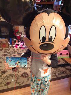 A Disney Christmas surprise!