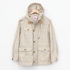 Battern Sportswear - TRAVEL SHELL PARKA