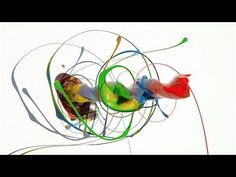 Paint Spinning Drill 4K - The Slow Mo Guys - YouTube