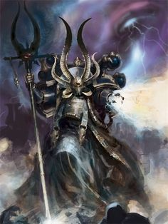 Ahriman the Exile thousand sons chaos space marine