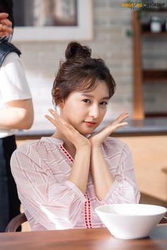 Kpopmap: Anywhere In The World Korean Actresses, Korean Actors, Actors & Actresses, These Girls, Cute Girls, Apink Naeun, Kim Ji Won, Park Min Young, Seo Joon