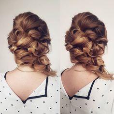 Efekt dzisiejszych warsztatów z @katerynakorolova   Jak się uczyć to od najlepszych! . . . #hairbyme #hairbyjul #weddinghair #hairworkshop #hairclasses #hairart #masterclass #wedding #hairstyle #hairdo #longhair #instahair #hairofig #polishgirl #brunette #model #lovehair #style #fashion #weddinglook #art #hairstylist #ilovemyjob
