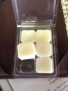 How to Make Soy Wax Tarts! Much cheaper then buying Scentsy Tarts.
