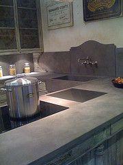 Perfectino Similar Tadelakt Kitchen