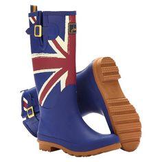Women's Joules® Welly Print Rain Boot