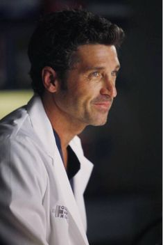 Patrick Dempsey as Derek Shepherd: A Handsome Tribute - Page 3 Greys Anatomy Derek, Greys Anatomy Frases, Greys Anatomy Cast, Grey Anatomy Quotes, Derek Shepherd, Grey's Anatomy, Patrick Dempsey, Grey Anatomy Season 10, Greys Anatomy Episodes