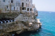 Polignano a Mare, Italy. Travel Photos, Travel Destinations, Bucket, Italy, Water, Outdoor, Instagram, Travel Pictures, Road Trip Destinations