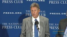 Gary Johnson: Why Bother Tackling Climate Change When the Sun Will Eventually Engulf the Earth?