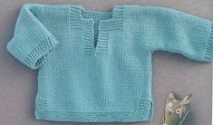 This Pin was discovered by Fat Knitting For Kids, Crochet For Kids, Baby Knitting Patterns, Baby Patterns, Crochet Baby, Knit Crochet, Knitted Baby Cardigan, Knit Baby Sweaters, Crochet Slippers
