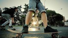 Longboard Girls Crew 01 by sk8cinema, via Flickr